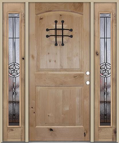 rustic u0026 knotty doors